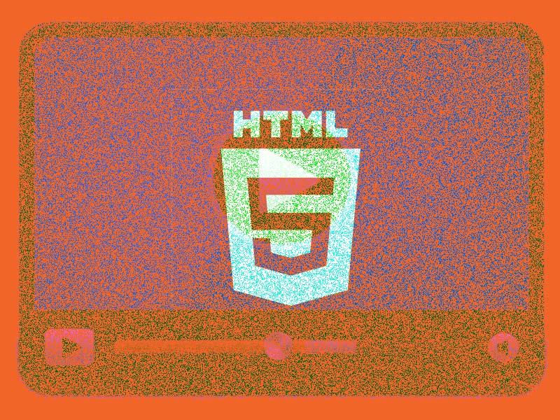 HTML5 videos