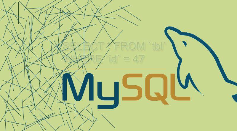 MySQL INDEX