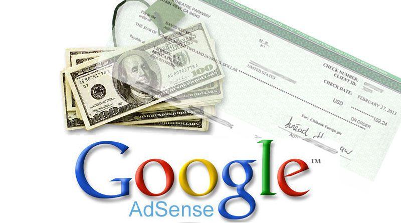 Google Adsense get banned
