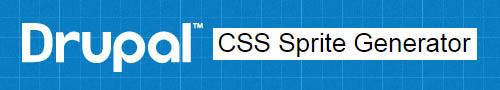 Drupal CSS Sprite Generator