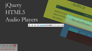jQuery HTML5 Audio Players