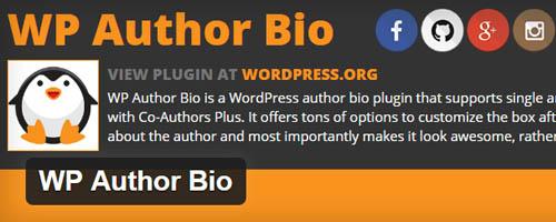 sexy author bio