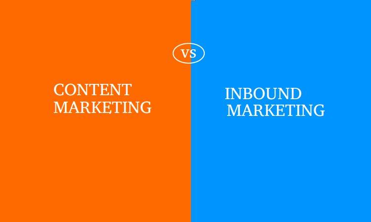 Content Marketing And Inbound Marketing
