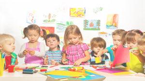 preschool child game