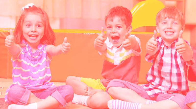 preschool child fun