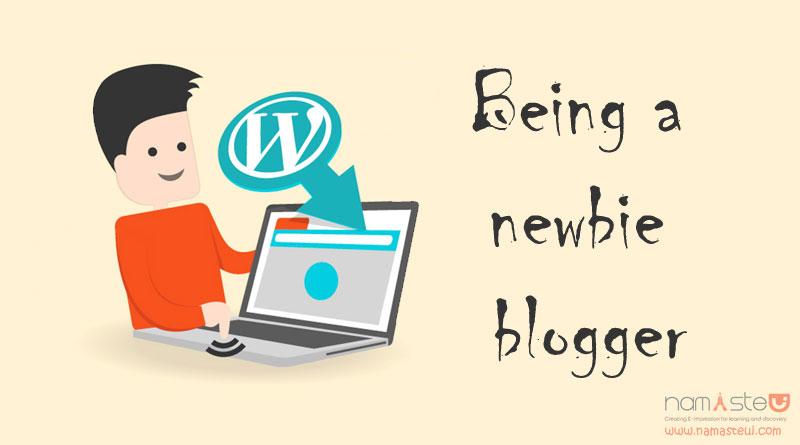 newbie blogger