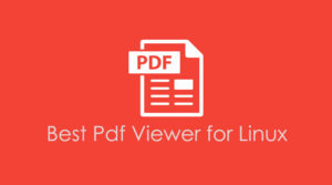 Pdf Viewer for Linux