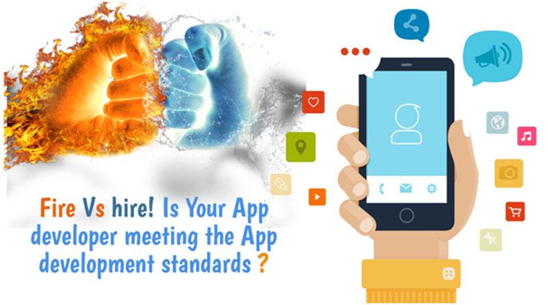 App development standards
