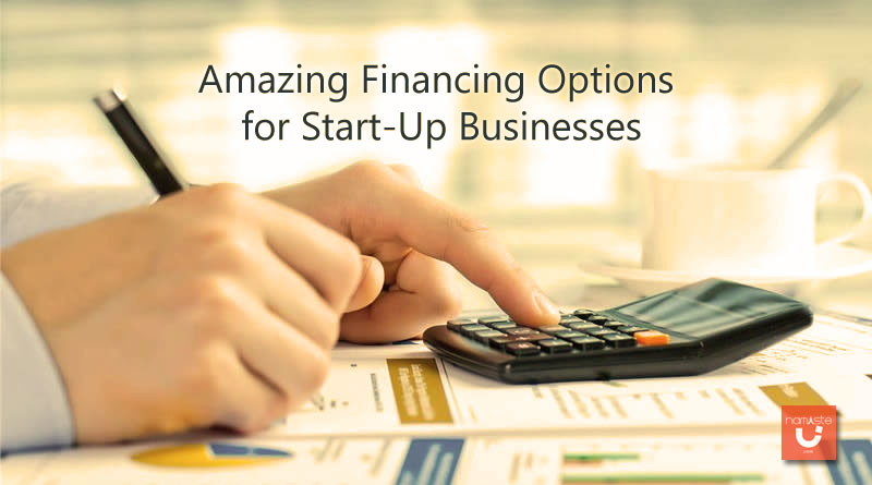 Financing Options for Start-Up Businesses