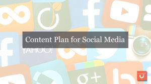 Content Plan for Social Media