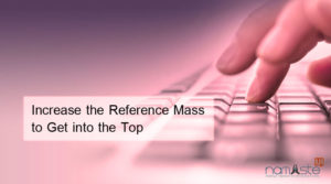 Increase the Reference Mass