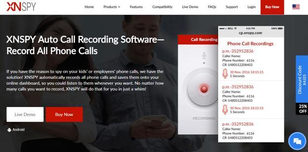 Xnspy - Ambient Recording App