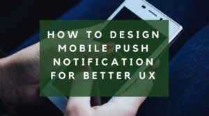 Mobile Push Notification