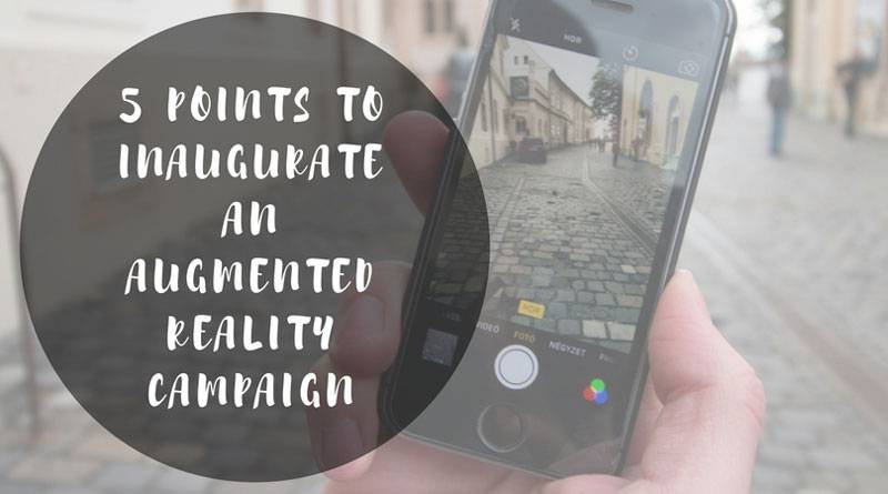 augmented reality campaign