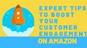 Customer Engagement on Amazon