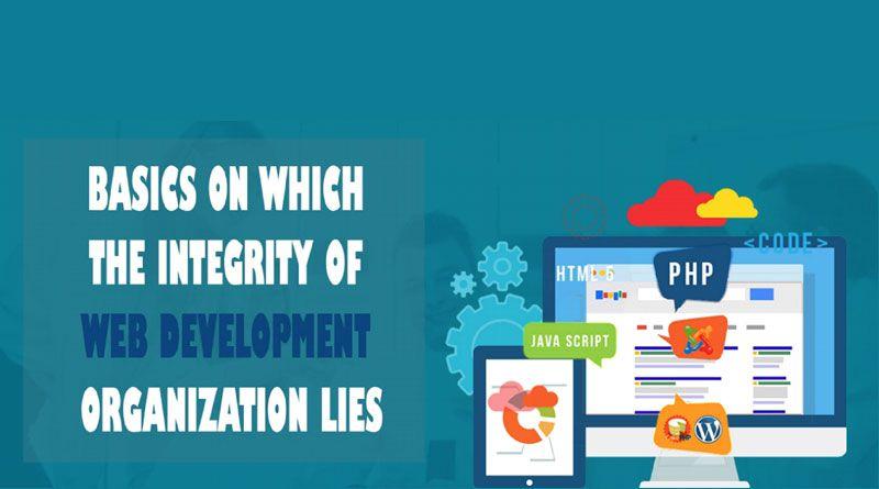 web development organization