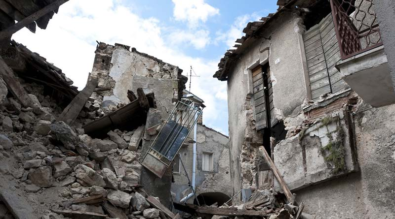 Tracking Earthquakes