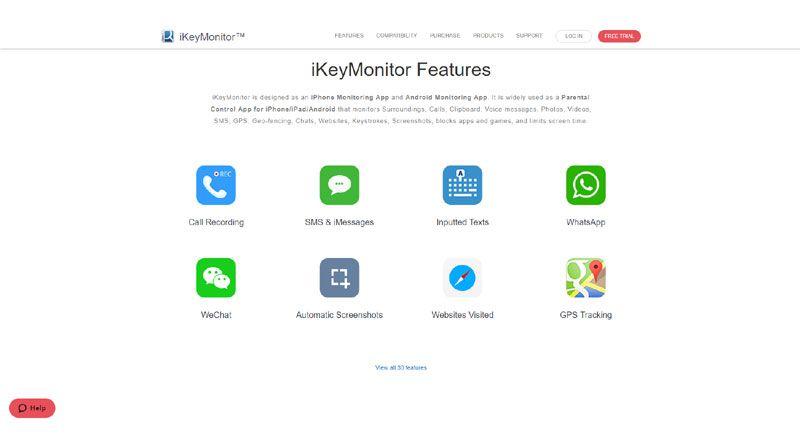 iKeyMonitorspy app