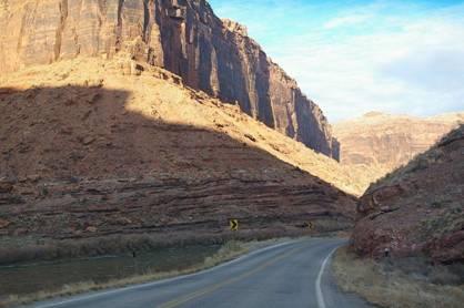 State Route 128 in Utah