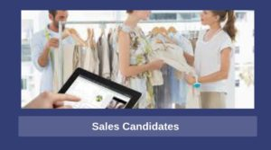 Sales Candidates