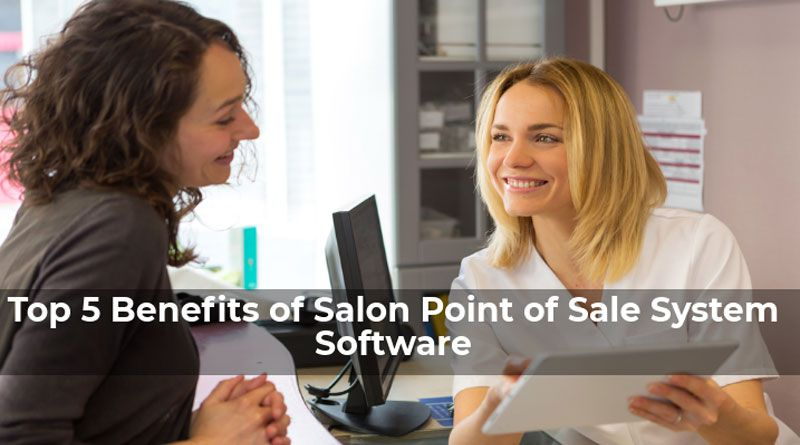 Salon Point of Sale System Software