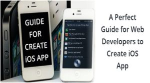 Create iOS Application