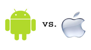 ios vs android