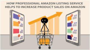 Amazon listing Service