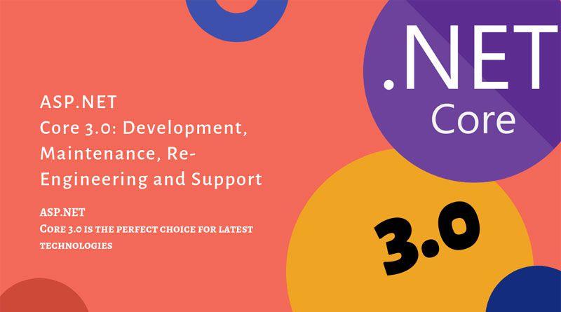 ASP.NET Core 3.0