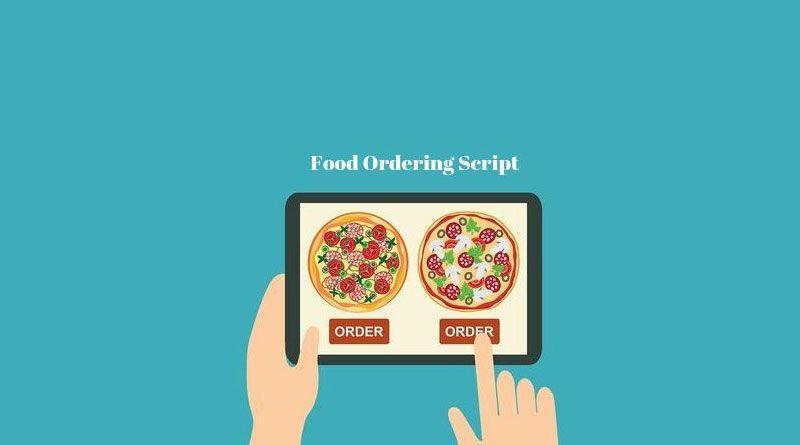 Food Ordering Script