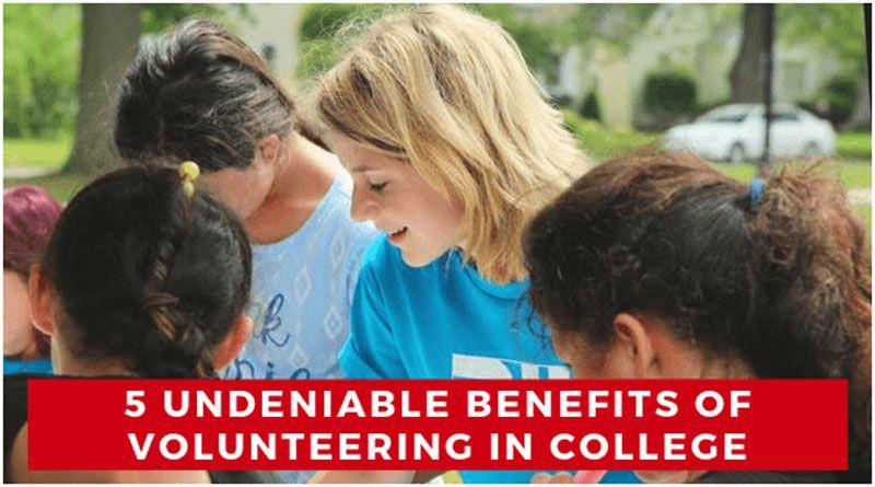 Volunteer During College
