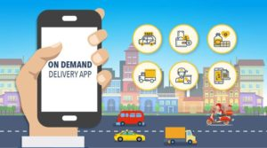 Delivery Apps