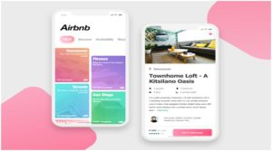Airbnb like Travel App