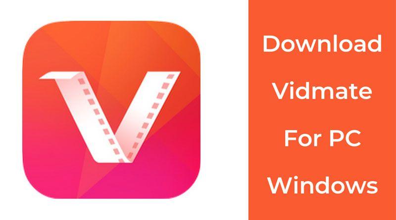 Install Vidmate app on PC