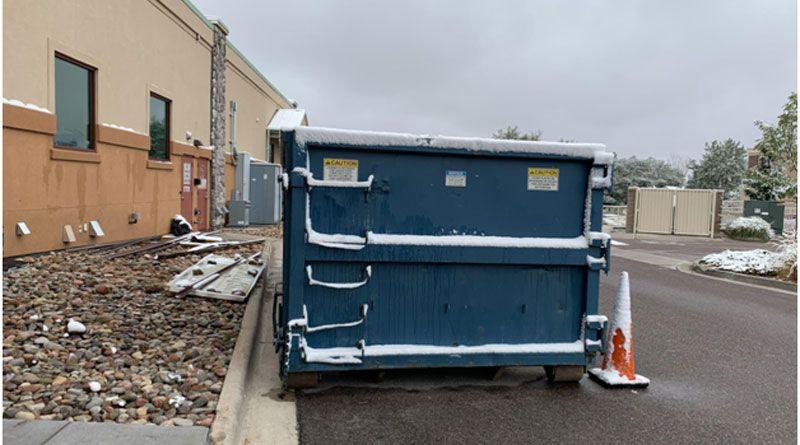 Dumpster Rental Price