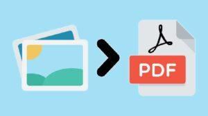 JPG to PDF File