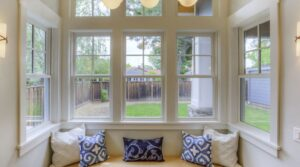 double glazing and secondary glazing