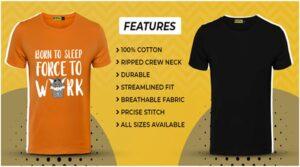Men Women T-shirt