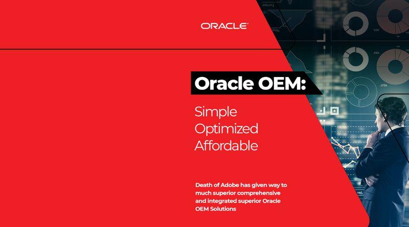 Oracle OEM