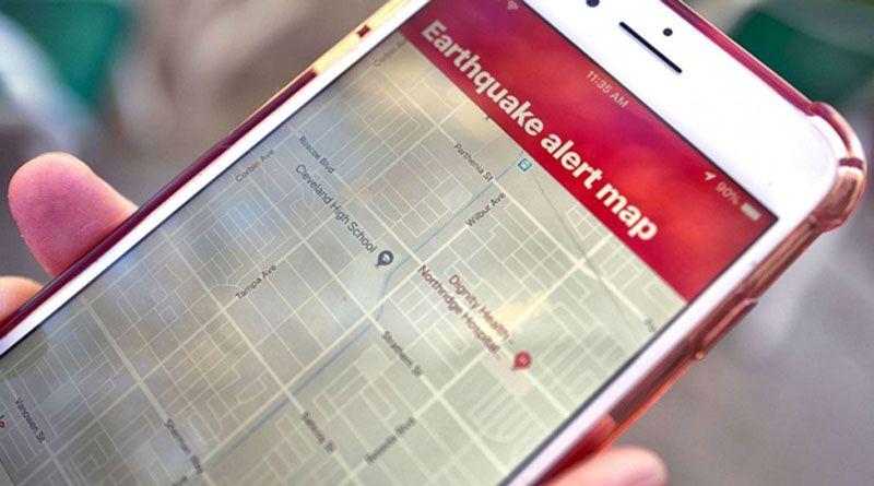 Earthquake Tracker Apps