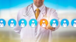 Optimal Healthcare Recruiting Process