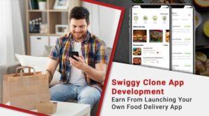 Swiggy Clone App