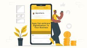 Mobile Apps Digitalization