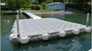 Plastic Floating Docks
