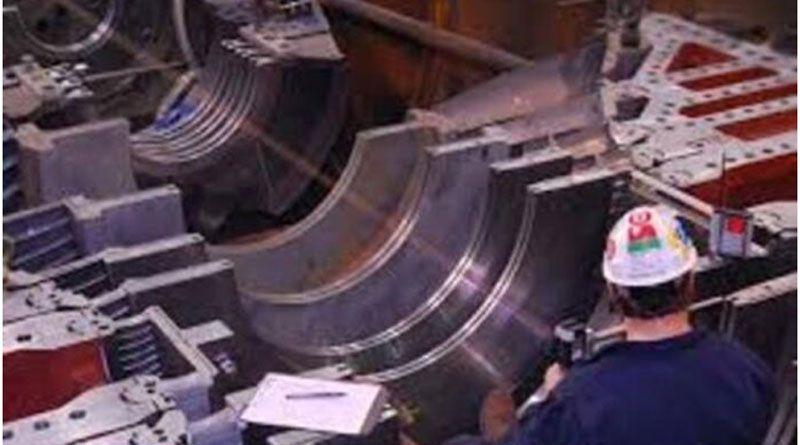 steam turbine industry