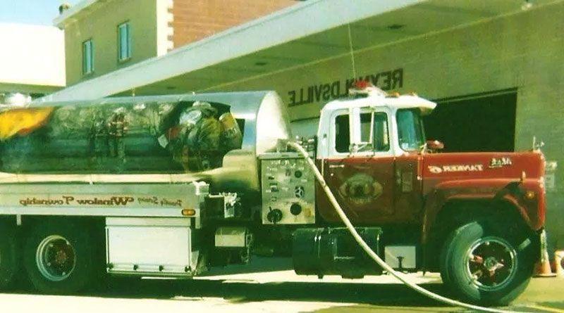 Civil Water Truck