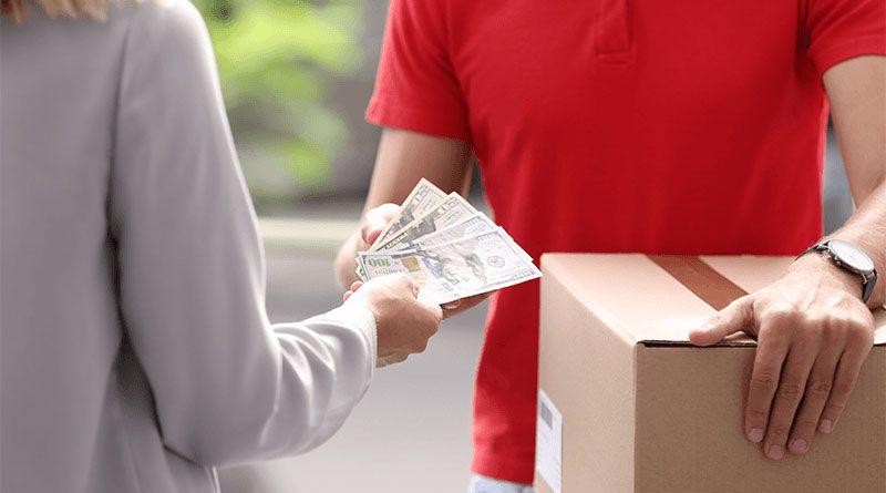 sending packages
