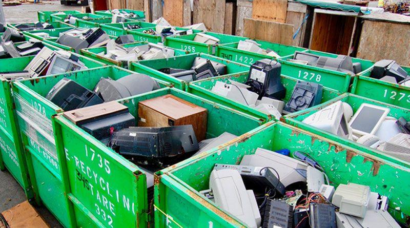 Recycling e waste
