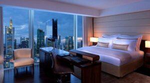 famous hotels in Frankfurt